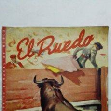 Coleccionismo de Revistas y Periódicos: EL RUEDO, SUPLEMENTO TAURINO DE MARCA, MAYO DE 1945, Nº 48. Lote 194881160