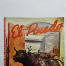 Coleccionismo de Revistas y Periódicos: EL RUEDO, SUPLEMENTO TAURINO DE MARCA, AGOSTO DE 1944, Nº 8. Lote 194881447