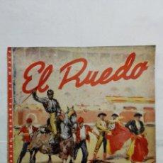 Coleccionismo de Revistas y Periódicos: EL RUEDO, SUPLEMENTO TAURINO DE MARCA, JULIO DE 1944, Nº 5. Lote 194882256