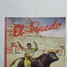 Coleccionismo de Revistas y Periódicos: EL RUEDO, SUPLEMENTO TAURINO DE MARCA, FEBRERO DE 1946, Nº 85. Lote 194882543