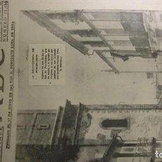 Coleccionismo de Revistas y Periódicos: ABC 1 DE ABRIL DE 1939.GUERRA CIVIL FIN DE LA GUERRA. Lote 194883087