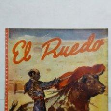 Coleccionismo de Revistas y Periódicos: EL RUEDO, SUPLEMENTO TAURINO DE MARCA, AGOSTO DE 1944, Nº 11. Lote 194886727