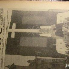 Coleccionismo de Revistas y Periódicos: ABC 13 DE AGOSTO DE 1939.TENSION EN EUROPA.. Lote 194886880