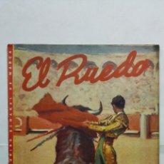 Coleccionismo de Revistas y Periódicos: EL RUEDO, SUPLEMENTO TAURINO DE MARCA, DICIEMBRE DE 1944, Nº 29. Lote 194886981