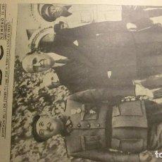 Coleccionismo de Revistas y Periódicos: ABC 27 DE SEPTIEMBRE DE 1939.GUERRA MUNDIAL.. Lote 194888133