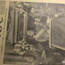 Coleccionismo de Revistas y Periódicos: ABC 17 DE OCTUBRE DE 1939..GUERRA MUNDIAL.. Lote 194888620