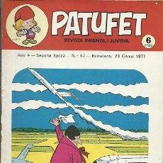 Coleccionismo de Revistas y Periódicos: REVISTA INFANTIL I JUVENIL ANY 4 SEGONA EPOCA Nº 57 BARCELONA 29 GENER 1971. Lote 194894285