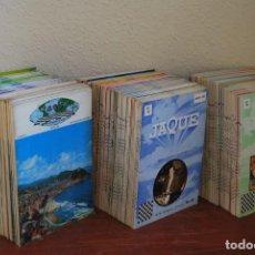 Coleccionismo de Revistas y Periódicos: REVISTA JAQUE - REVISTA ESPAÑOLA DE AJEDREZ - NÚMEROS 1 A 144. Lote 194895088