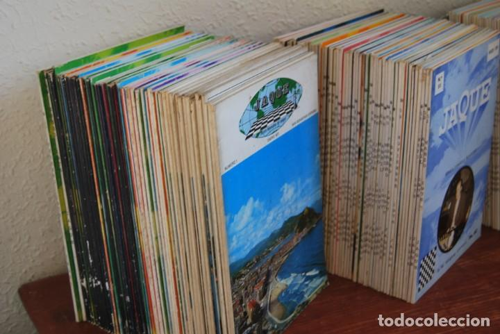 Coleccionismo de Revistas y Periódicos: REVISTA JAQUE - REVISTA ESPAÑOLA DE AJEDREZ - NÚMEROS 1 A 144 - Foto 2 - 194895088