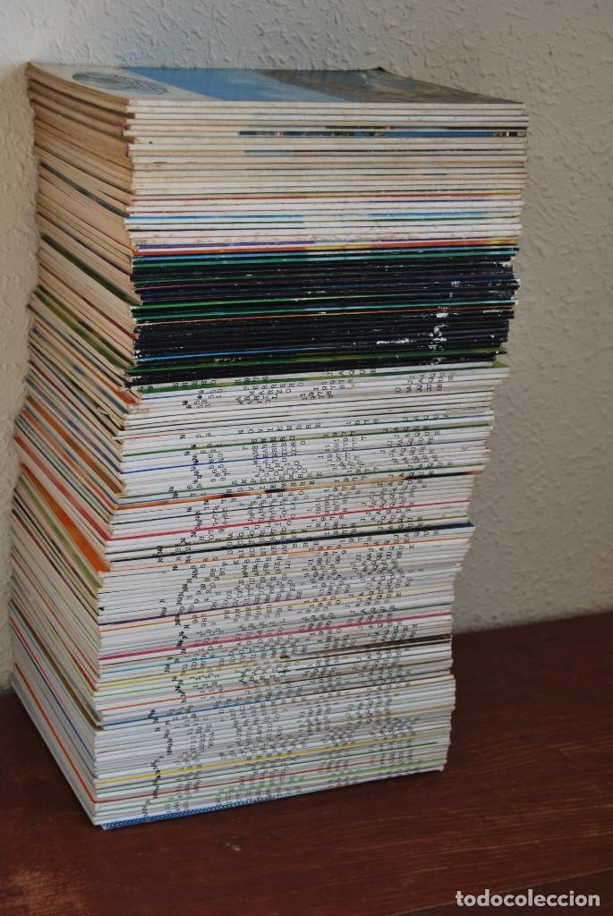 Coleccionismo de Revistas y Periódicos: REVISTA JAQUE - REVISTA ESPAÑOLA DE AJEDREZ - NÚMEROS 1 A 144 - Foto 9 - 194895088