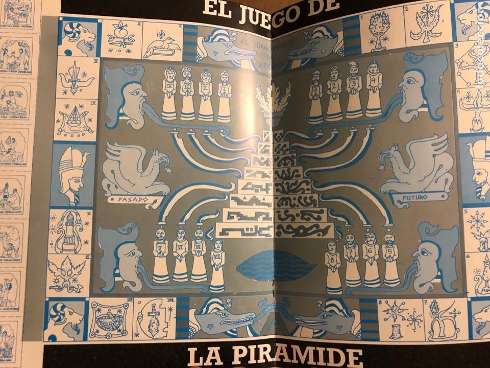 Coleccionismo de Revistas y Periódicos: MÁGICA ES ENIGMA N° 2 (1988). JUEGO DE LA PIRÁMIDE, EL MUNDO DE LOS SUEÑOS,... - Foto 2 - 194904566