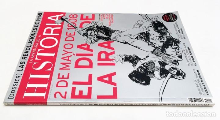 Coleccionismo de Revistas y Periódicos: REVISTA LA AVENTURA DE LA HISTORIA - 2 DE MAYO DE 1808, EL DÍA DE LA IRA - HITOS SUBLEVACIÓN MADRID - Foto 3 - 194906462