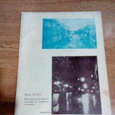 Coleccionismo de Revistas y Periódicos: ORIHUELA - REVISTA OLEZA - 1967 - FERIA Y FIESTAS - BUEN ESTADO - VER FOTOS . Lote 194908978