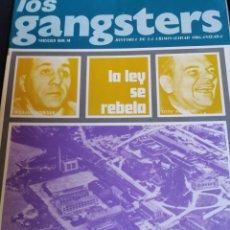 Coleccionismo de Revistas y Periódicos: LOS GANSTERS. Lote 194938883