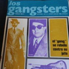 Coleccionismo de Revistas y Periódicos: LOS GANSTERS N.14. Lote 194938972