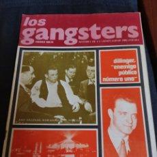 Coleccionismo de Revistas y Periódicos: LOS GANSTERS N.25. Lote 194939008