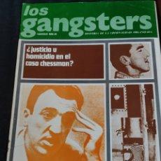 Coleccionismo de Revistas y Periódicos: LOS GANSTERS N.28. Lote 194939168