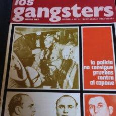Coleccionismo de Revistas y Periódicos: LOS GANSTERS N.9. Lote 194939275