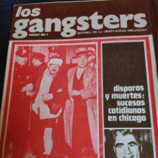 Coleccionismo de Revistas y Periódicos: LOS GANSTERS. Lote 194939381
