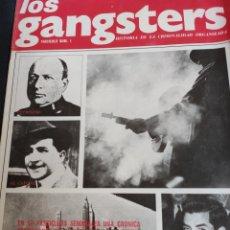 Coleccionismo de Revistas y Periódicos: LOS GANSTERS N. 1. Lote 194939407