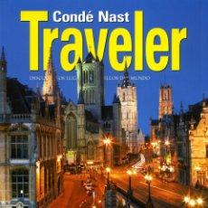 Coleccionismo de Revistas y Periódicos: CONDÉ NAST TRAVELER MONOGRAFICO - Nº 53 FLANDES. Lote 194944318