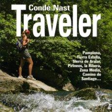 Coleccionismo de Revistas y Periódicos: CONDÉ NAST TRAVELER MONOGRAFICO - Nº 57 NAVARRA. Lote 194944521