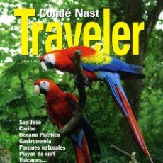 Coleccionismo de Revistas y Periódicos: CONDÉ NAST TRAVELER MONOGRAFICO - Nº 58 COSTA RICA. Lote 194944565