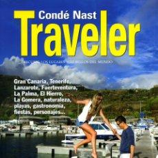 Coleccionismo de Revistas y Periódicos: CONDÉ NAST TRAVELER MONOGRAFICO - Nº 69 CANARIAS. Lote 194945240