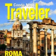 Coleccionismo de Revistas y Periódicos: CONDÉ NAST TRAVELER MONOGRAFICO - Nº 70 ROMA. Lote 194945311