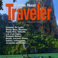 Coleccionismo de Revistas y Periódicos: CONDÉ NAST TRAVELER MONOGRAFICO - Nº 72 VIAJES ROMÁNTICOS. Lote 194945355