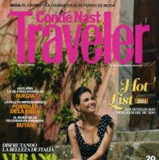 Coleccionismo de Revistas y Periódicos: CONDE NAST TRAVELER Nº 75 AGOSTO 2014. Lote 194953187