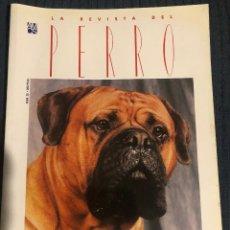Coleccionismo de Revistas y Periódicos: 'LA REVISTA DEL PERRO', Nº 30. OCTUBRE 1996. BULLMASTIFF EN PORTADA.. Lote 194963123