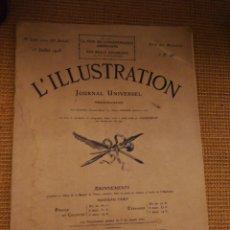 Coleccionismo de Revistas y Periódicos: L'ILUSTRACION. 13 JUNIO 1918. Lote 194967805
