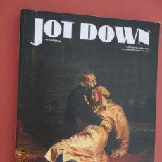 Coleccionismo de Revistas y Periódicos: JOT DOWN DICIEMBRE 2019 - Nº 29 . Lote 194974471
