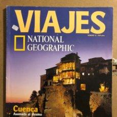 Coleccionismo de Revistas y Periódicos: VIAJES NATIONAL GEOGRAPHIC N° 12 (2000). CUENCA, COSTA RICA, PARÍS, SAN FRANCISCO, PETRA,.... Lote 194975350
