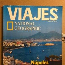 Coleccionismo de Revistas y Periódicos: VIAJES NATIONAL GEOGRAPHIC N° 10 (2000). NÁPOLES, BRUSELAS, AMAZONIA, SEGOVIA, TAILANDIA,.... Lote 194975462