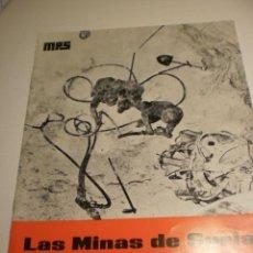 Coleccionismo de Revistas y Periódicos: BOLETÍN LAS MINAS DE SURIA. MARZO 1970 Nº 42 (BUEN ESTADO). Lote 194977616