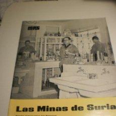Coleccionismo de Revistas y Periódicos: BOLETÍN LAS MINAS DE SURIA. SEPTIEMBRE 1969 Nº 39 (BUEN ESTADO). Lote 194977642
