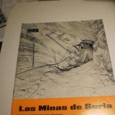 Coleccionismo de Revistas y Periódicos: BOLETÍN LAS MINAS DE SURIA. MAYO 1969 Nº 37 (BUEN ESTADO). Lote 194977658