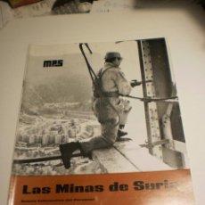 Collezionismo di Riviste e Giornali: BOLETÍN LAS MINAS DE SURIA. MAYO 1968 Nº 31 (BUEN ESTADO). Lote 194977743