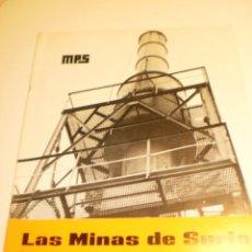 Coleccionismo de Revistas y Periódicos: BOLETÍN LAS MINAS DE SURIA. JULIO 1967 Nº 26 (BUEN ESTADO). Lote 194977808