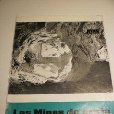 Coleccionismo de Revistas y Periódicos: BOLETÍN LAS MINAS DE SURIA. JULIO 1966 Nº 20 (EN ESTADO NORMAL). Lote 194977843