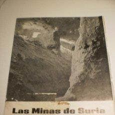 Coleccionismo de Revistas y Periódicos: BOLETÍN LAS MINAS DE SURIA. ENERO 1963 Nº 6 (ESTADO NORMAL). Lote 194977968