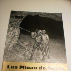 Coleccionismo de Revistas y Periódicos: BOLETÍN LAS MINAS DE SURIA. ENERO 1968 Nº 29 (ESTADO NORMAL). Lote 194977990