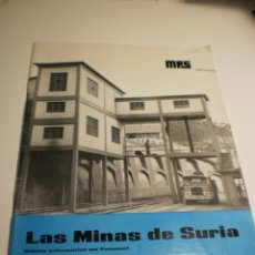 Coleccionismo de Revistas y Periódicos: BOLETÍN LAS MINAS DE SURIA. ENERO 1967 Nº 23 (BUEN ESTADO). Lote 194977998