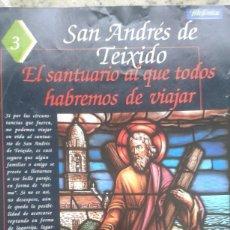 Coleccionismo de Revistas y Periódicos: ESPAÑA ENCANTADA Nº 3 Y 4 GALICIA: SAN ANDRES DE TEIXIDO, LOS CASTROS GALLEGOS. Lote 194990918