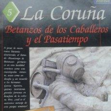 Coleccionismo de Revistas y Periódicos: ESPAÑA ENCANTADA Nº 5 LA CORUÑA BETANZOS DE LOS CABALLEROS, EL PASATIEMPO Y LA MASONERIA. Lote 194991312