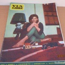 Coleccionismo de Revistas y Periódicos: REVISTA VIA LIBRE Nº 5. Lote 195003208