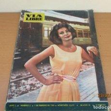 Coleccionismo de Revistas y Periódicos: REVISTA VIA LIBRE Nº 2. Lote 195003306