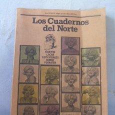 Coleccionismo de Revistas y Periódicos: MARILYN MONROE LOS CUADERNOS DEL NORTE Nº 13 JUNIO 1982. Lote 195004330